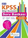 2015 KPSS Genel Yetenek Genel K�lt�r Bilgi Destekli Soru Bankas� X Yay�nlar�