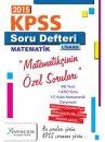 2015 KPSS Matematik Web ��z�ml� Soru Defteri X Yay�nlar�