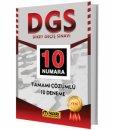 2015 DGS 10 Numara ��z�ml� Deneme Tasar� Yay�nlar�