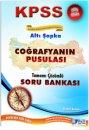 2016 KPSS Co�rafyan�n Pusulas� Soru Bankas� Alt� �apka Yay�nlar�