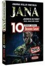 2015 JANA Tamamı Çözümlü 10 Deneme Sınavı Arge Yayınları