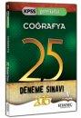 2015 KPSS Co�rafya 25 Deneme S�nav� Kitapse� Yay�nlar�