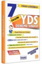 YDS Video Çözümlü 7 Özgün Deneme Sınavı İrem Yayınları