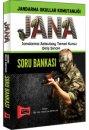2016 JANA Jandarma Astsubay Temel Kursu Giriş Sınavı Soru Bankası Yargı Yayınları