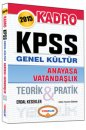 2015 KPSS Anayasa Vatanda�l�k Bilgisi Teorik Pratik Ders Notlar� Yediiklim Yay�nlar�