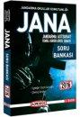 2016 JANA Jandarma Astsubay Temel Kursu Giriş Sınavı Soru Bankası Arge Yayınları