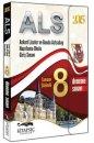 ALS Askeri Liseler ve Bando Astsubay Hazırlama Okulu Giriş Sınavı Tamamı Çözümlü 8 Deneme Kitapseç Yayınları 2015