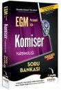 2016 EGM Komiser Yardımcılığı ve Rütbe Terfi Soru Bankası Mustafa Kemal Tolunay