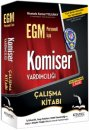 2016 EGM Komiser Yard�mc�l��� �al��ma Kitab� Mustafa Kemal Tolunay