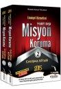 2015 Misyon Koruma Konu Anlatımlı Çalışma Kitabı (2 Cilt) Mustafa Kemal Tolunay