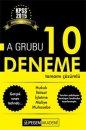 2015 KPSS A Grubu Tamamı Çözümlü 10 Deneme Pegem Yayınları