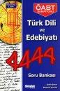 Bilen Adam Yayınları 2015 ÖABT Türk Dili ve Edebiyatı 4444 Soru Bankası