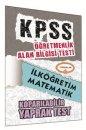 ÖABT İlköğretim Matematik Öğretmenliği Çek Kopart Yaprak Test Yediiklim Yayınları