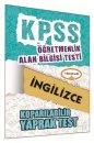 ÖABT İngilizce Öğretmenliği Çek Kopart Yaprak Test Yediiklim Yayınları