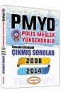 PMYO Polis Meslek Yüksekokulu Tamamı Çözümlü (2008-2014) Çıkmış Sorular Yediiklim Yayınları