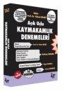 Kaymakamlık Sınavı Açık Uçlu 16 Deneme 4T Yayınları 3. Baskı