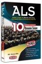 ALS Askeri Liseler ile Bando Astsubay Hazırlama Okulu Sınavlarına Hazırlık Tamamı Çözümlü 10 Deneme Arge Yayınları