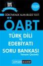 2015 �ABT T�rk Dili ve Edebiyat� Tamam� ��z�ml� Soru Bankas� Pegem Yay�nlar�
