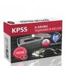 KR Akademi KPSS A Grubu Taşınabilir Flash Bellek