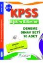 2015 KPSS E�itim Bilimleri 10 Deneme S�nav Seti X Yay�nlar�