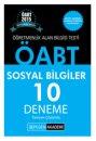 2015 ÖABT Sosyal Bilgiler Tamamı Çözümlü 10 Deneme Pegem Yayınları