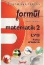 LYS Matematik 2 Konu Anlatımlı Kitap Formül Yayınları