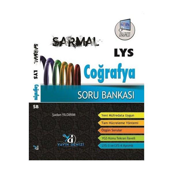 LYS Sarmal Coğrafya Soru Bankası Yayın Denizi Yayınları