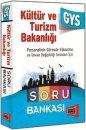 2015 GYS Kültür ve Turizm Bakanlığı Soru Bankası Yargı Yayınları