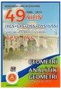 2015 YGS LYS 49 Yılın Geometri Soruları ve Ayrıntılı Çözümleri A Yayınları