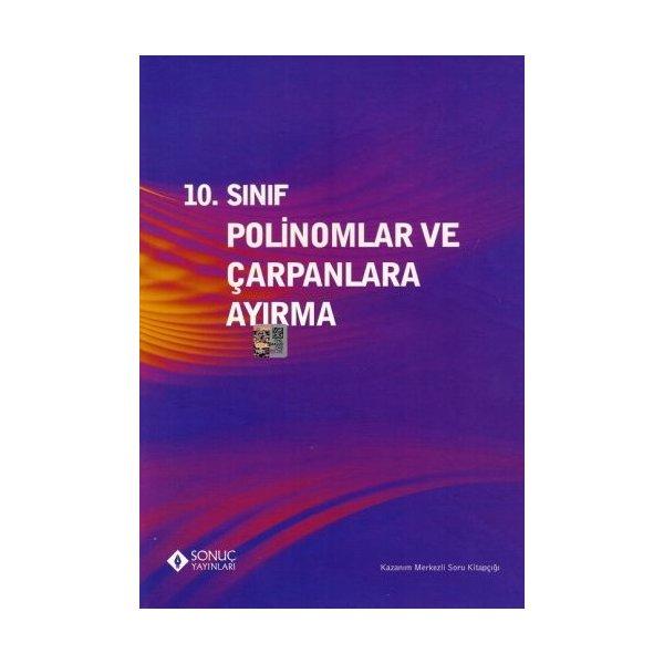 Sonuç Yayınları 10 Sınıf Polinomlar Ve çarpanlara Ayırma