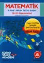 Koray Varol Akademi TEOG 2 Matematik 15X20 Denemeler