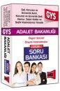 2018 GYS Adalet Bakanlığı Şef, Koruma ve Güvenlik Amiri İçin Çözümlü Soru Bankası Yargı Yayınları