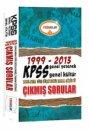 2014 KPSS Genel Yetenek Genel K�lt�r 1999 - 2013 ��km�� Sorular Yediiklim Yay�nlar�
