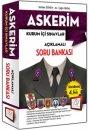2016 Askerim Askeri Sınavlara Hazırlık Açıklamalı Soru Bankası 657 Yayınları