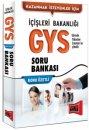 GYS İçişleri Bakanlığı Konu Özetli Soru Bankası 1.Kitap Yargı Yayınları