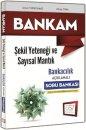 BANKAM Şekil Yeteneği ve Sayısal Mantık Açıklamalı Soru Bankası 657 Yayınları
