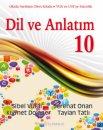 Dil ve Anlatım 10. Sınıf Konu Kitabı Palme Yayınları