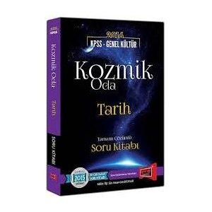 2016 KPSS Kozmik Oda Tarih Tamamı Çözümlü Soru Bankası Yargı Yayınları