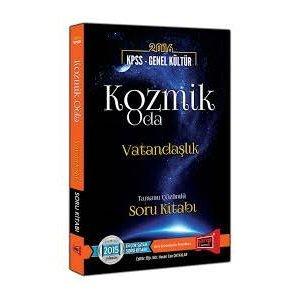2016 KPSS Kozmik Oda Vatandaşlık Tamamı Çözümlü Soru Bankası Yargı Yayınları