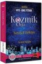 2016 KPSS Kozmik Oda Sayısal Bölüm Konu Kitabı Yargı Yayınları