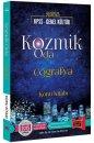 2016 KPSS Kozmik Oda Coğrafya Konu Kitabı Yargı Yayınları