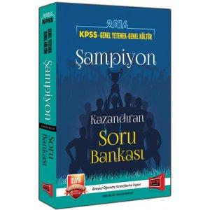 2016 KPSS Genel Yetenek Genel Kültür Şampiyon Kazandıran Soru Bankası Yargı Yayınları