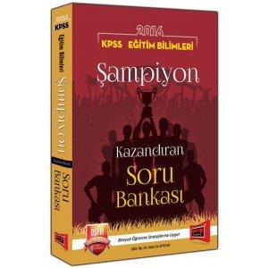 2016 KPSS Eğitim Bilimleri Şampiyon Kazandıran Soru Bankası Yargı Yayınları