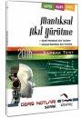 2016 KPSS ALES DGS için Mantıksal Akıl Yürütme Yaprak Test Kitapseç Yayınları