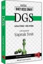 2016 DGS Sayısal Sözel Yetenek Çek Kopar Yaprak Test Yargı Yayınları