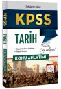 2016 KPSS Tarih Konu Anlatımlı 657 Yayınları