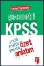 Özet Yayınları KPSS Genel Yetenek Geometri Cep Özet Anlatım