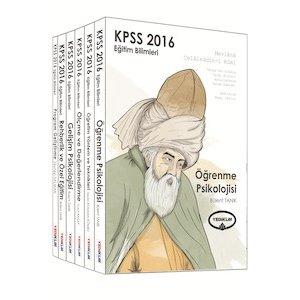 2016 KPSS Eğitim Bilimleri Konu Anlatımlı Modüler Set Yediiklim Yayınları