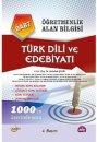 2016 ÖABT Türk Dili ve Edebiyatı Konu Anlatımlı Kısayol Yayınları