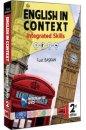 English in Context Integrated Skills Yarg� Yay�nlar�
